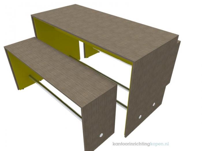 Febru Meeting tafel 180 x 80 x 105 cm  561818 2