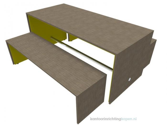 Febru Meeting tafel 180 x 80 x 75 cm  563818 2