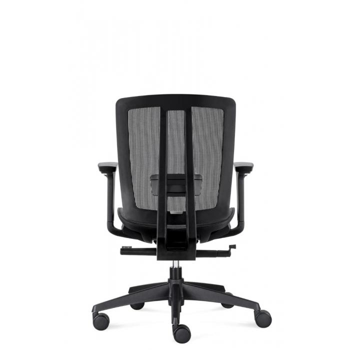 Bowerkt bureaustoel FYC 216D- Synchro 4    FYC 216D - Synchro 4 3