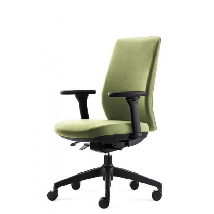 Bowerkt bureaustoel FYC 318 - Synchro 4   FYC 318 - Synchro - 4 4