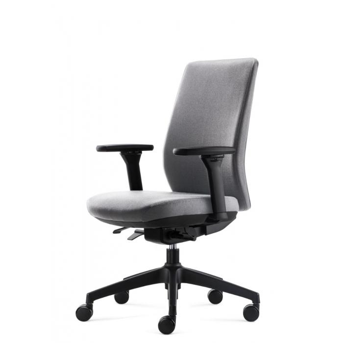 Bowerkt bureaustoel FYC 318 - Synchro 4   FYC 318 - Synchro - 4 2