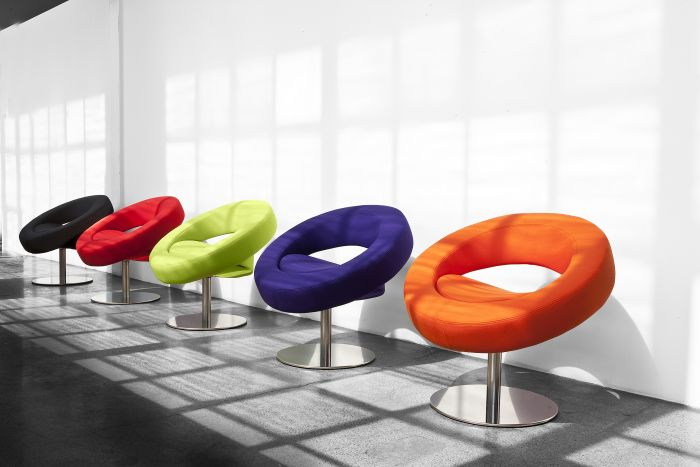 Softline lounge stoel HELLO  2-106 2