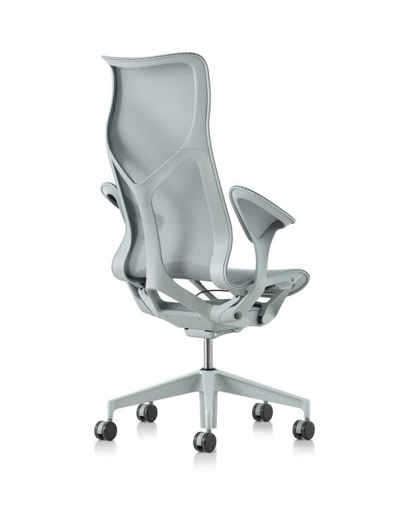 Herman Miller Cosm bureaustoel hoge rug  FLC163 3
