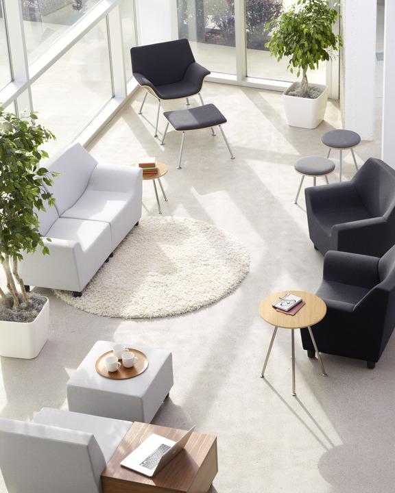 Herman Miller Swoop loungestoel  OAW100 6