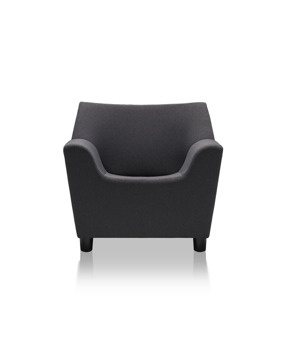 Herman Miller Swoop loungestoel  OAW100 1