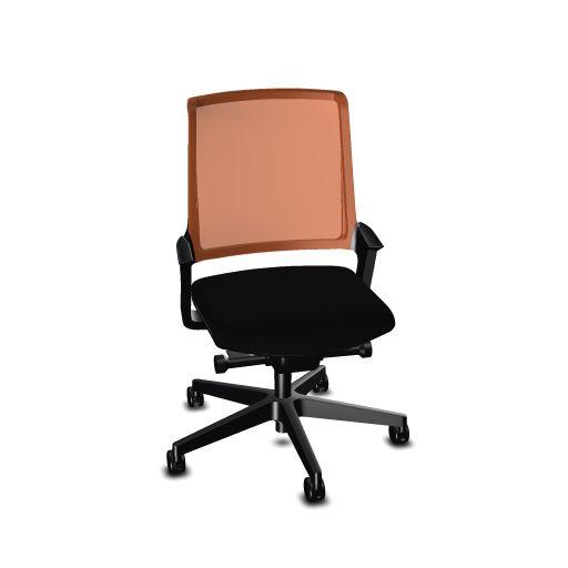 Interstuhl Movy 14M6 bureaustoel netrug  14M6 1