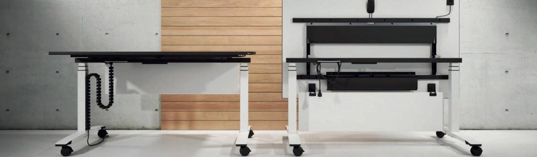 Oka JumpFlex bureau elektrisch hoogte verstelbaar 160 x 80 cm  T00018 4