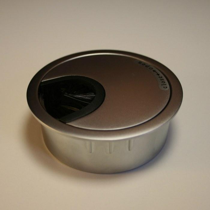 Kabeldoorvoer metaal Ø 60 mm aluminium  423007.066000022.906 2