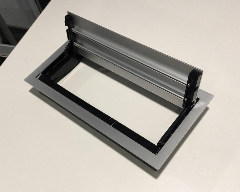 Gotessons kabeldoorvoer BI-BOX small 300 x 150 mm  721200 1