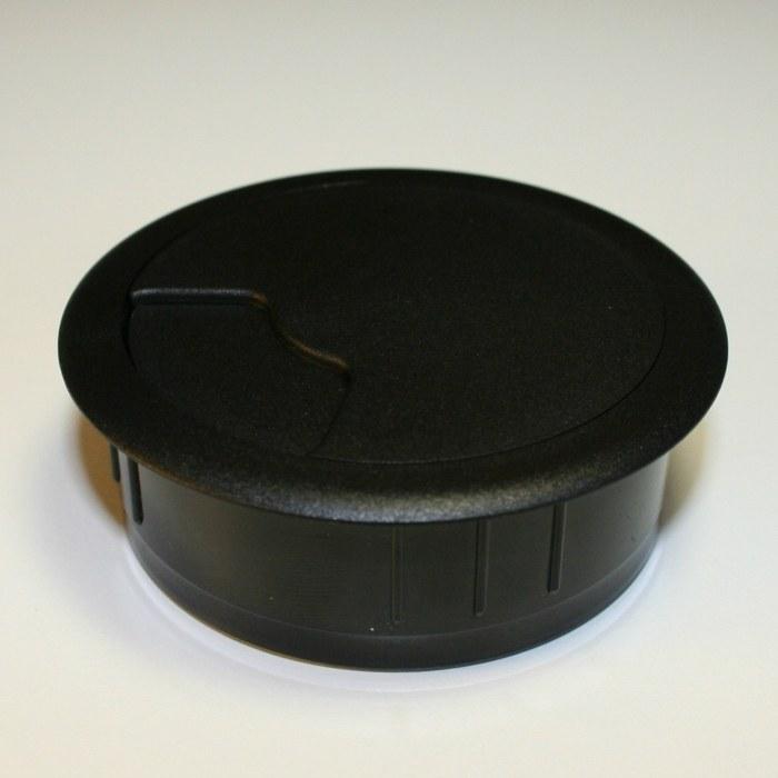 Kabeldoorvoer 3 delig Ø 60 mm zwart  423001.067600022.000 2