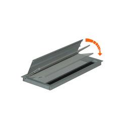 Kabeldoorvoer 80x160x13mm met softclose sluiting  423011.080160014.000 2