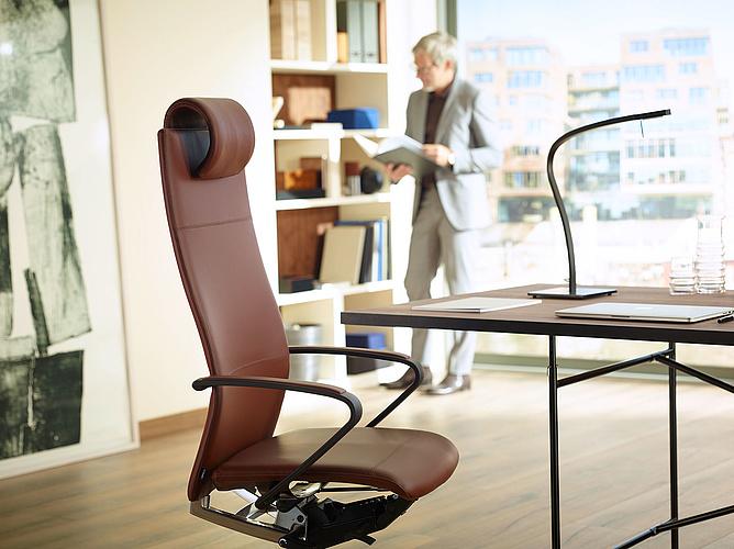 Klöber Ciello bureaustoel  cie97 3