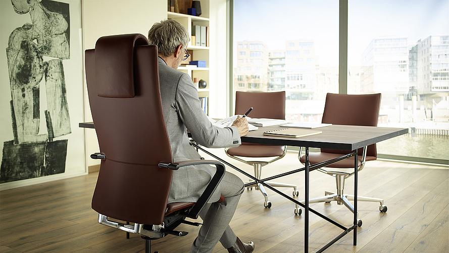 Klöber Ciello bureaustoel  cie97 5