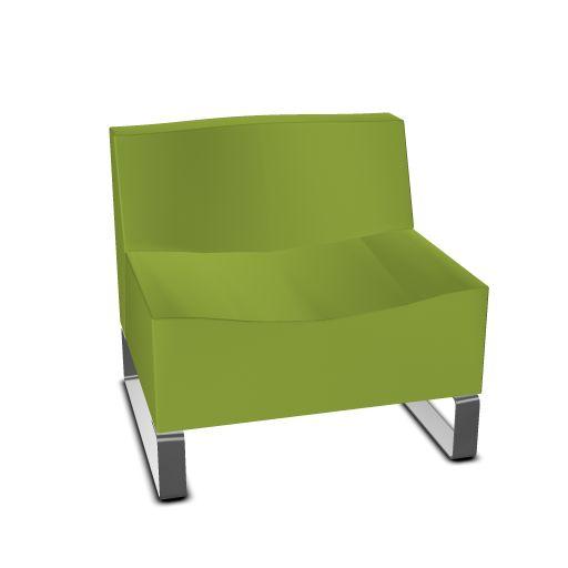 Klöber Concept C loungestoel  con61 1