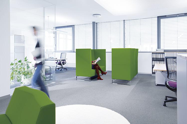 Klöber Concept C loungebank hoge rug  con72 3