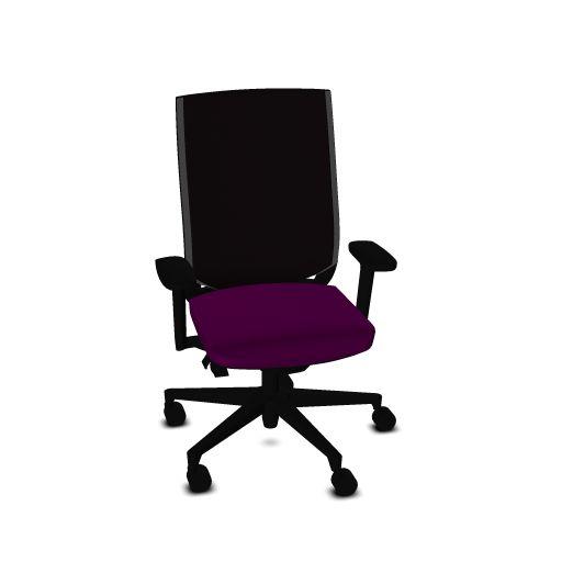 Klöber Duera bureaustoel  due98 1