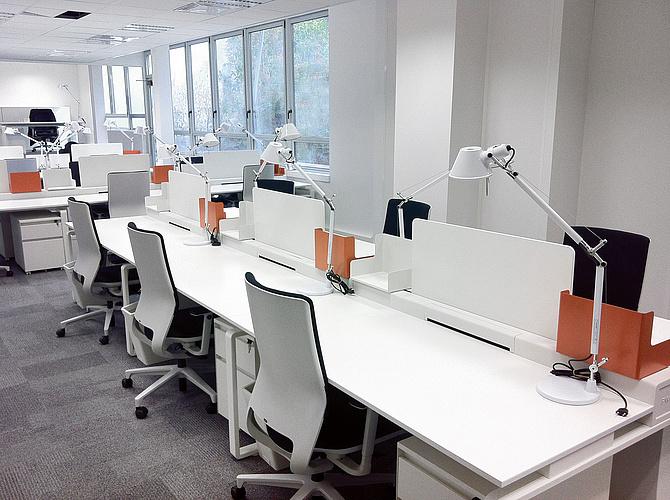 Klöber Mera bureaustoel met klimaatpakket  mer98k 4