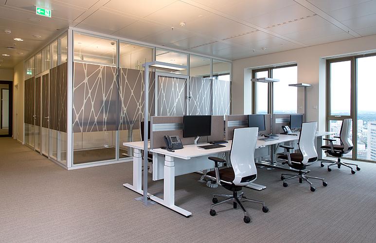 Klöber Moteo Style bureaustoel  mot87 3