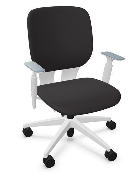 Klöber LIM bureaustoel zwart  lim98 1