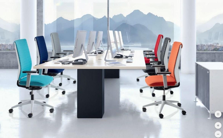 KÖHL TEMPEO WAVE bureaustoel  6500-SL 2
