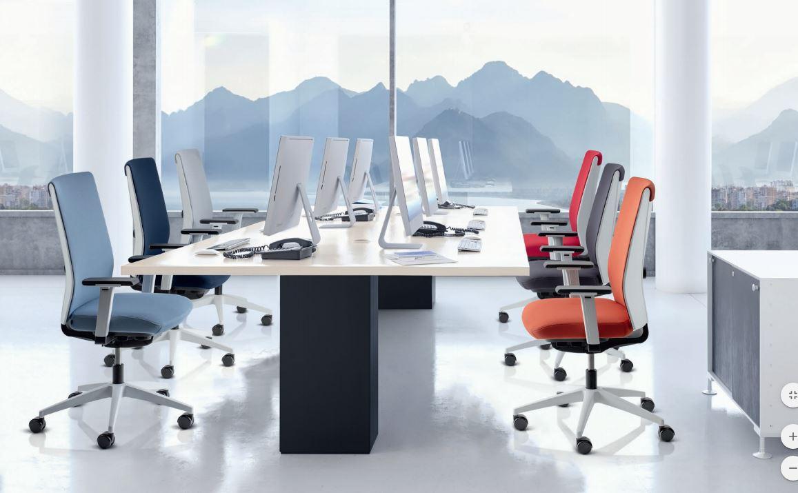 KÖHL TEMPEO FRESH bureaustoel  6500-N 2