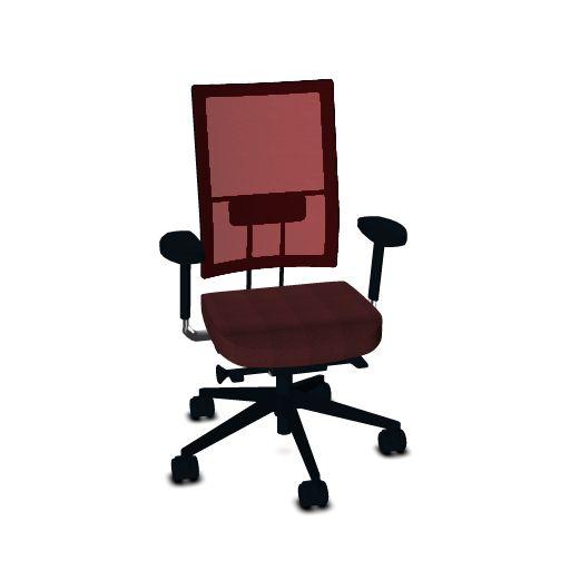 KÖHL ANTEO UP bureaustoel  ANTEO5500-N 1