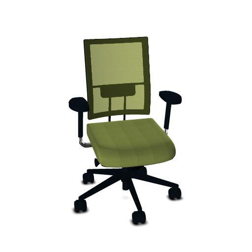 KÖHL ANTEO BASIC bureaustoel  ANTEO5000-N 1