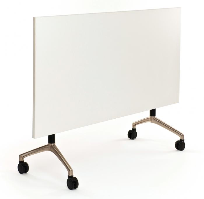 Trilogy Metrix klaptafel verrijdbaar 160 x 80cm  MDFTT/168 2