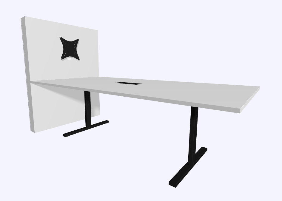 Narbutas Media tafel T-Easy  PCMZ120-M1M1A-PDZM242-M1AI 2