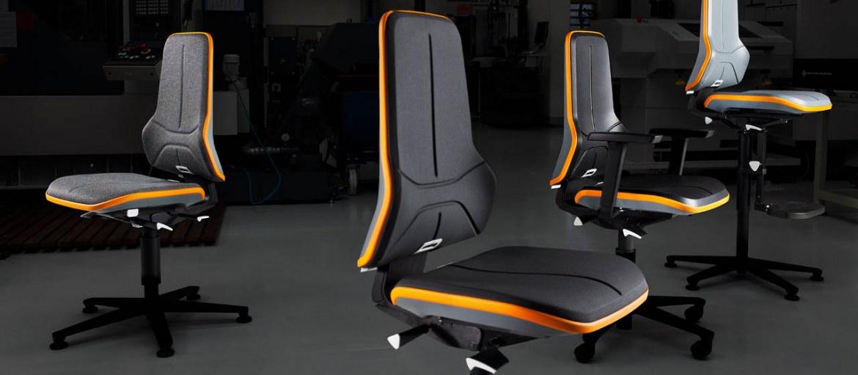 Bimos Neon 9573E ESD stoel  9573E 2