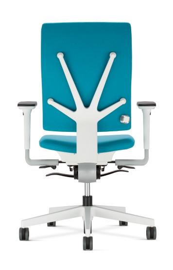 Nowy Styl 4ME SMV bureaustoel wit onderstel  4ME-W-SFB1.SMV 4