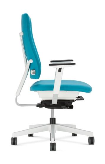 Nowy Styl 4ME SMV bureaustoel wit onderstel  4ME-W-SFB1.SMV 2