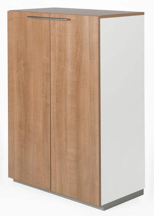 NPO 3OH Houten kast 119 x 80 x 44 cm  HKD3OH08 + 2xHKL08 1