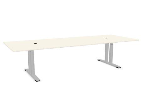OKA DL11 vergadertafel elektrisch verstelbaar 320 x 120 cm  TH001F 1