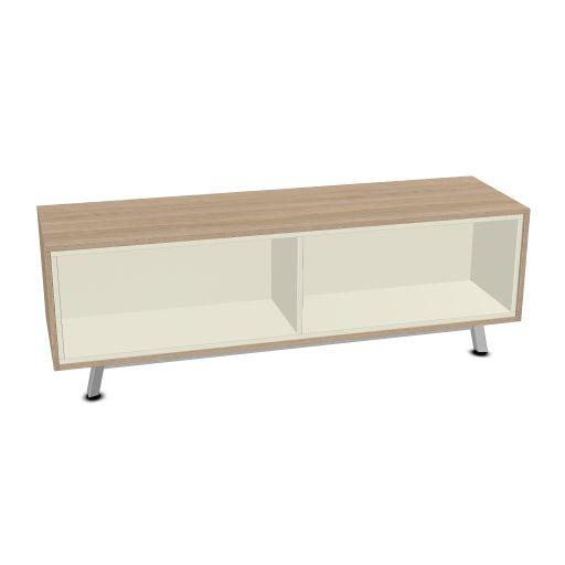 OKA HomeLine open kast 172 x 50 x 44 cm  JSKAAAB550 1