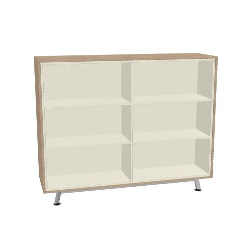 OKA HomeLine open kast 172 x 50 x 124 cm  JSKAAAF550 1