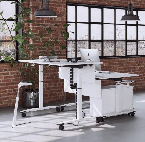 Oka JumpFlex bureau elektrisch hoogte verstelbaar 160 x 80 cm  T00018 1
