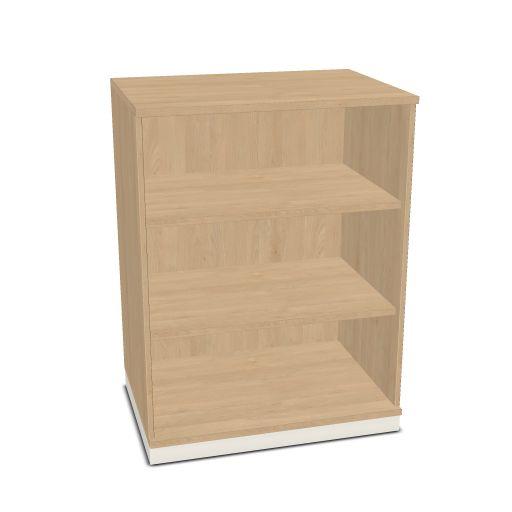 OKA houten open kast 120,3x80x45 cm  SBAAE70- 1