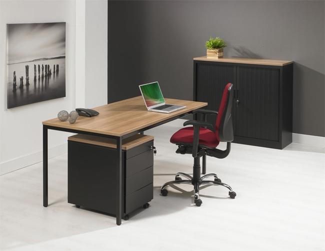 Orange Office Kantinetafel 80 x 60 cm  NLKT60 1