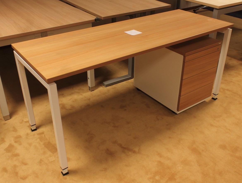 Febru trento bureau hoogte verstelbaar bureaus tafels