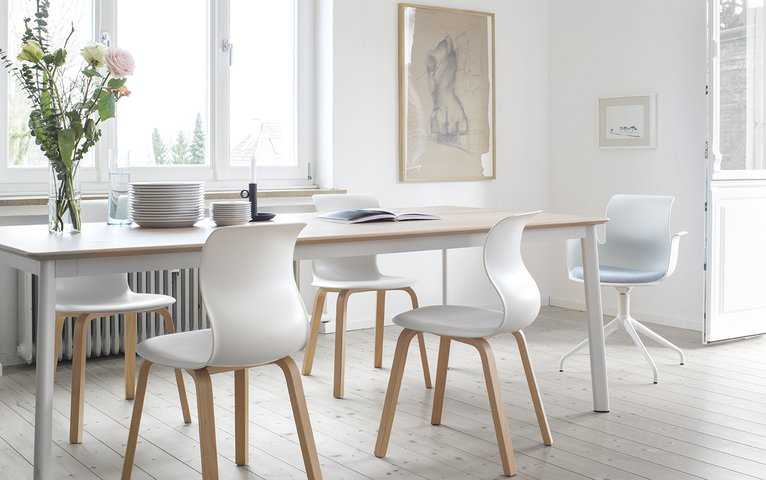 Flötotto Pro Chair houten onderstel  30.095.632 4