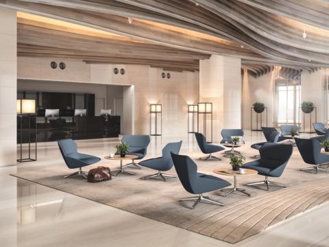 Brunner Ray Lounge 9241  9241 2