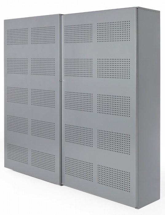 NPO akoestische Schuifdeurkast 192 x 160 x 46 cm  NPO-SDK5OH160 1