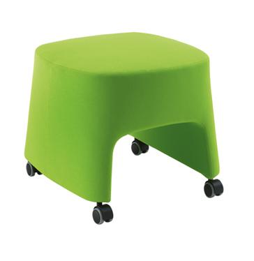 Sesta Blog T-Tub loungestoel op wielen  BG-301 1