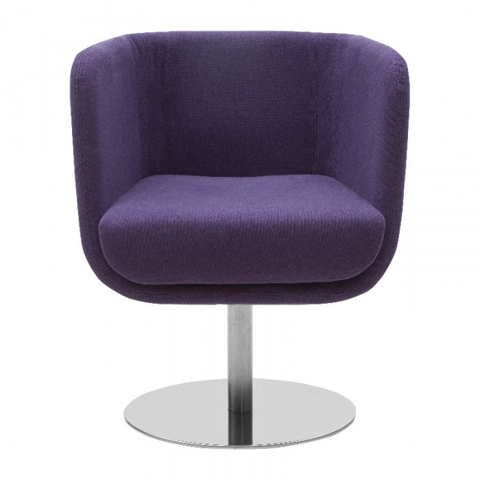 Softline SHELLY lounge stoel  2-582 1