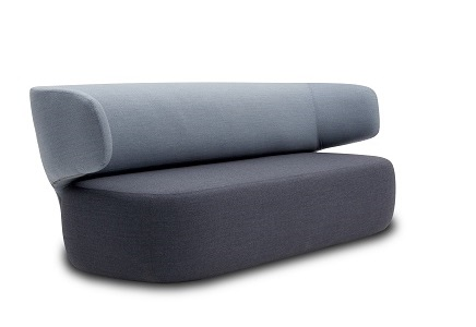Softline Basel loungebank  2-450 2
