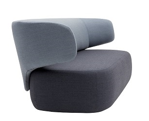 Softline Basel loungebank  2-450 1