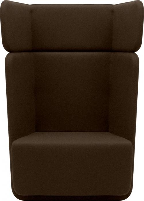 Softline Loungestoel Basket Chair hoge rug  2-579 4