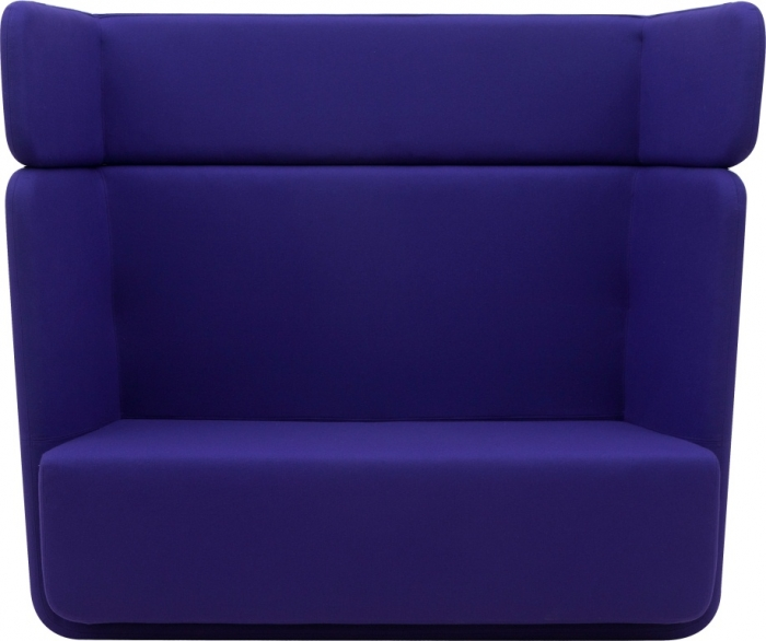 Softline Loungebank Basket Sofa hoge rug  2-581 6