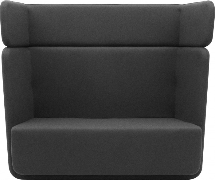 Softline Loungebank Basket Sofa hoge rug  2-581 5